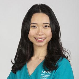 Dr Jenibelle Wang - Veterinarian at Moorabbin Veterinary Hospital in Hampton East, VIC 3188