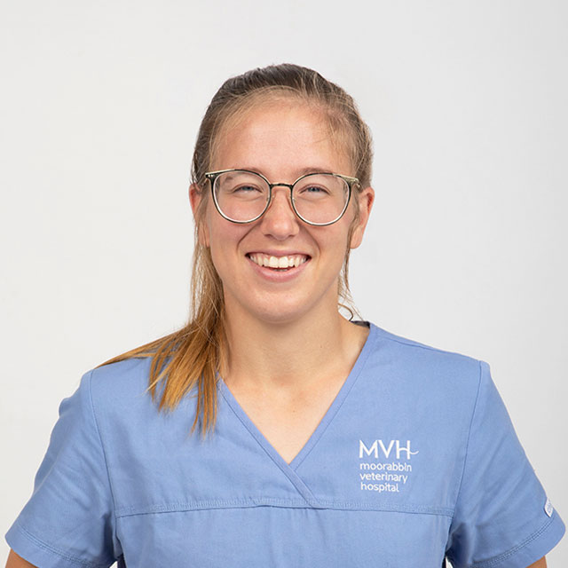 Rosie Dillon - Veterinary Nurse at Moorabbin Veterinary Hospital